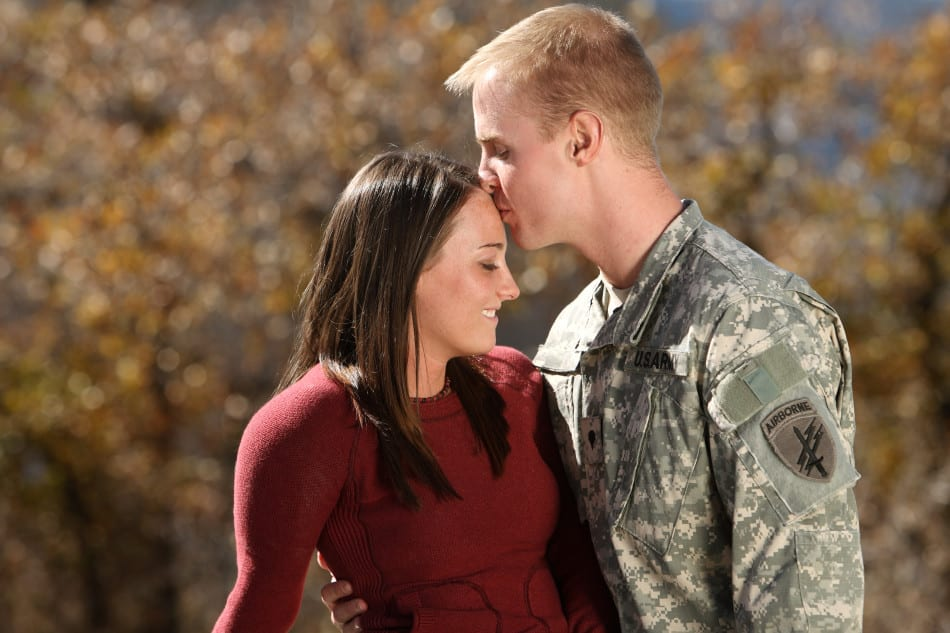 Military Relationships- What to Expect at a HomeComing