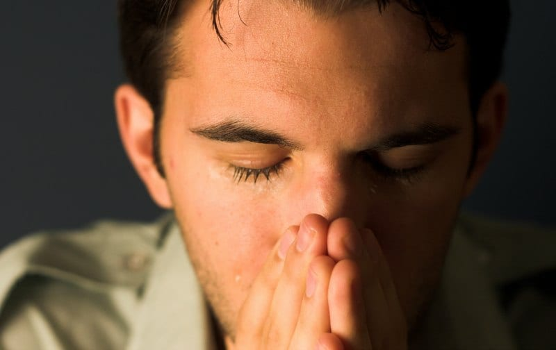 Angry or Mad at God? Here's What To Do