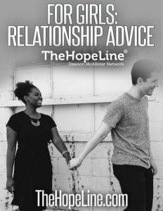 relationship advice girls