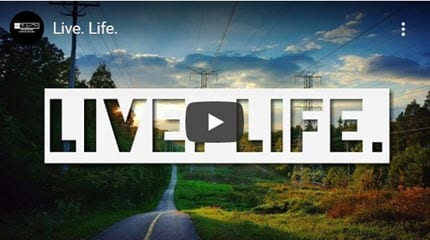 How to Live Life on the Hard Days [Video]