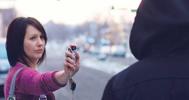24 Safety Tips: My First Experience With Pepper Spray