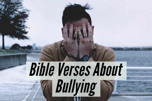 TheHopeLine Bible verses on bullying
