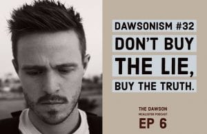 EP 6: Don't Buy the lie, buy the truth. Carmen's Deep Self-Esteem Wounds