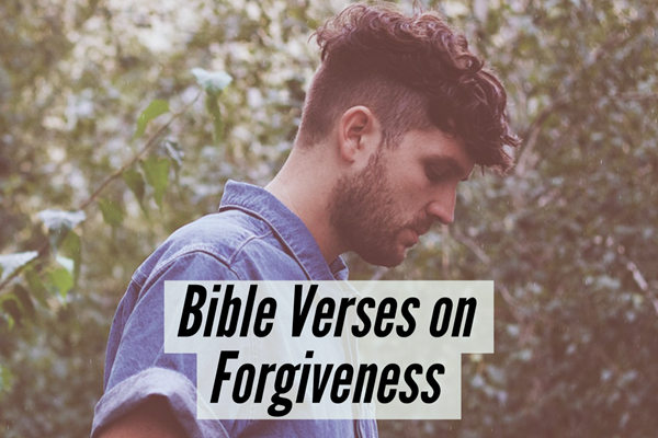 Bible Verses on Forgiveness - Help from God TheHopeLine