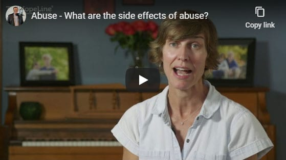 Abuse – What are the side effects of abuse?