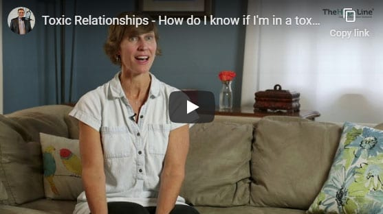 Toxic Relationships – How do I know if I'm in a toxic relationship?