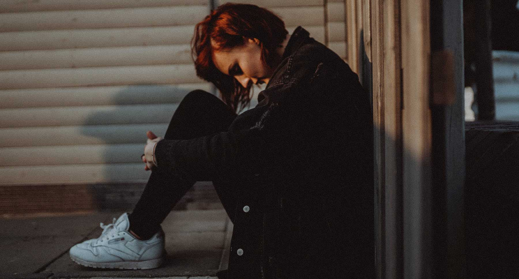 Girl-with-head-down-when-life-is-hard-God-understands-your-pain