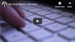 video my email mentor saved my life thehopeline resources