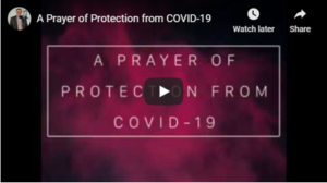 prayer for covid-19 protection TheHopeLine support