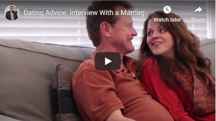 Dating Advice: Interview With a Marriage Counselor (and his wife)