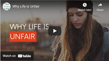 Why Life Is Not Fair